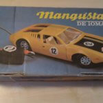 Mangusta de Tomaso toy car
