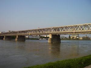 Bratislava Old Bridge